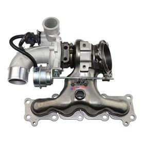 Turbina Motor Completo Com Coletor Land Rover Evoque 2011