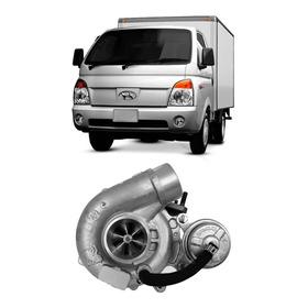 Turbina Motor Hyundai Hr 2.5 2012 2013 2014 Borgwarner