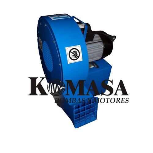 turbina para inflable 1.75 hp komasa
