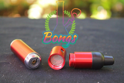 turbina pipa con enc. catalitico para tabaco con filtro.