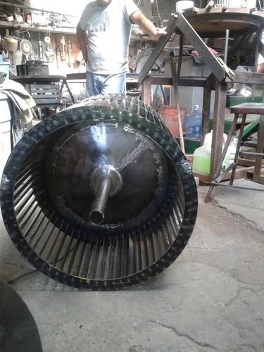turbinas jaula de ardilla especiales