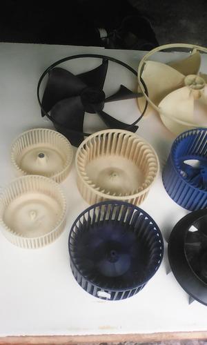 turbinas para aires de ventana modelos varios 8, 12, 18 btu