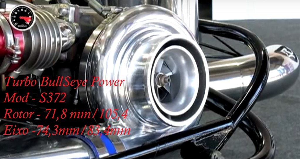 Turbo Bullseye Power S372