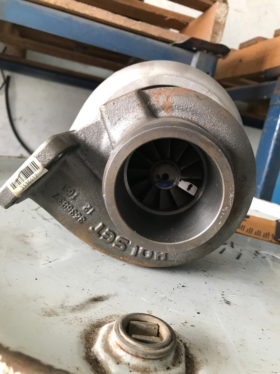 Turbo Cargador Holset Hx40 Motor Cummins 5 9 Isb 6bt Nuevo