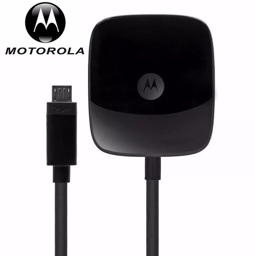turbo cargador motorola 25w original moto x force maxx droid