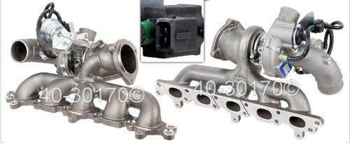 turbo compressor volvo s40 t5 2006-2013