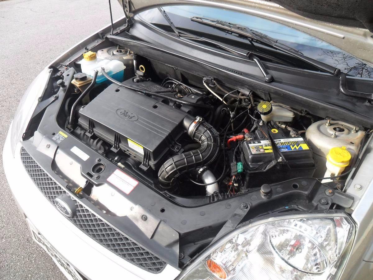 Turbina FORD Fiesta Mk6 Hatchback (JA8) 1.6 TDCi 2008 90 ...