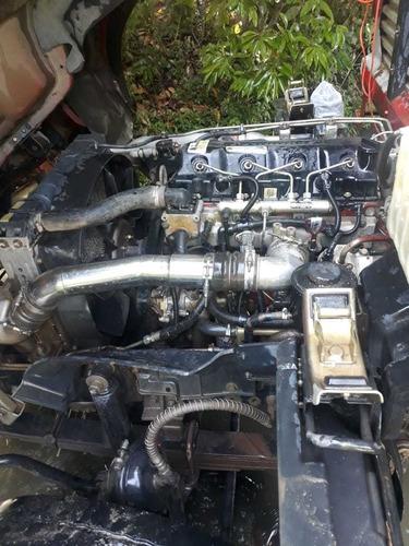 turbo foton aumark 5.8 motor cummis