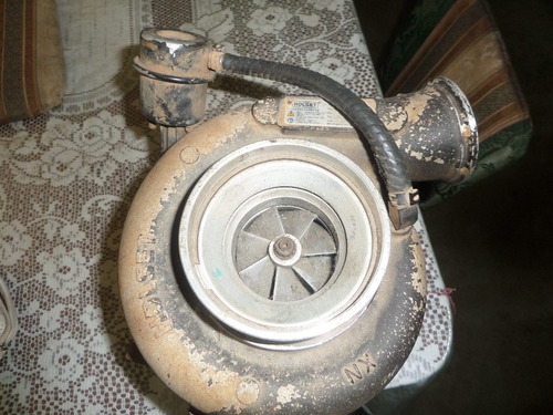 turbo holset modelo hx40w
