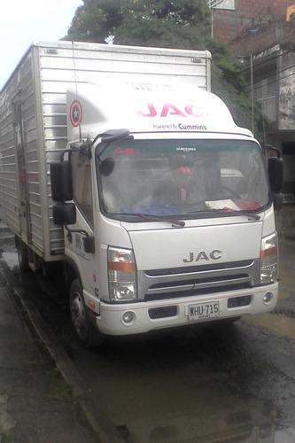 turbo jac 1063 furgon