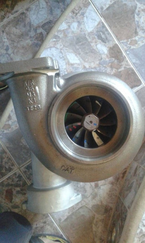 turbo marca caterpillar para motores serie 3500. nuevo