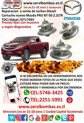 turbo mazda cx7 2.3 k04 en guatemala