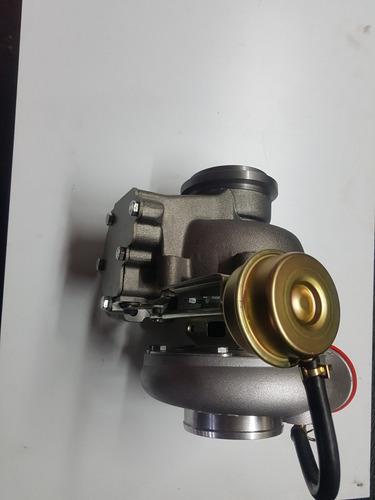 turbo motor caterpillar 3126