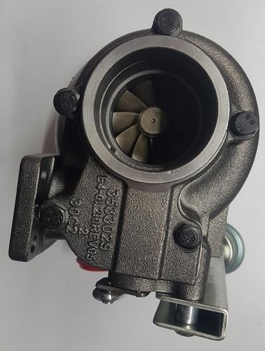 turbo motor cummins 6bt