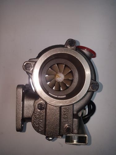 turbo motor cummins 6ct