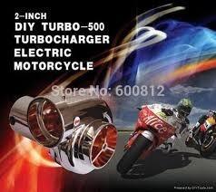 turbo para motos 50-500 ccturbocompresor por pedido