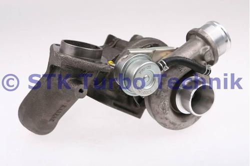 turbo peugeot 806 1.9 td garrett 454086-5001s