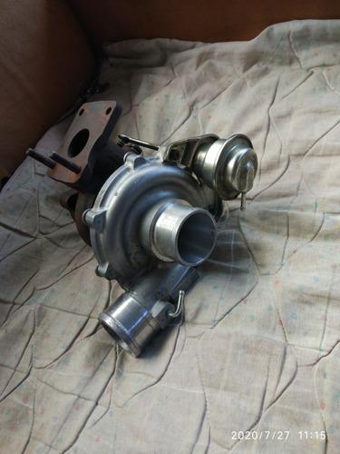 turbo rhf4  2010 isuzu intercooler