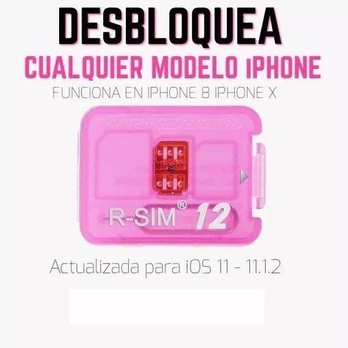 turbo sim r sim 12 iphone 7 7+ 6 6+ 5 5c  ios 11.x sim