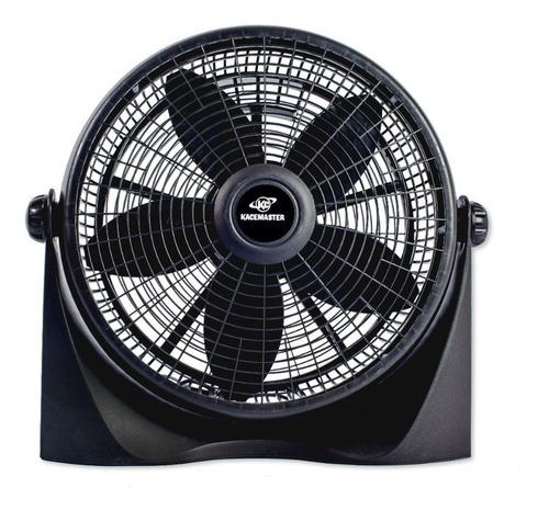 turbo ventilador kacemaster - 16 - 3 vel - 5 aspas - 60w