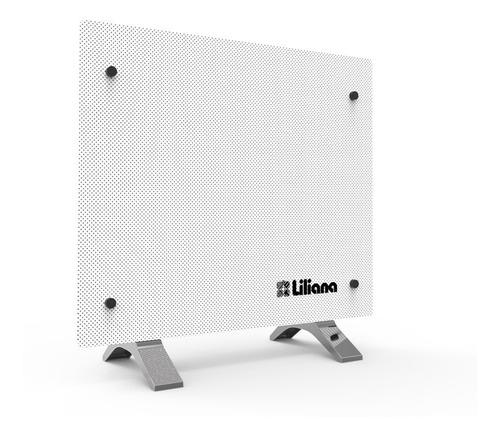 turbocalefactor panel vidrio 1200w liliana ppv200 hot panel