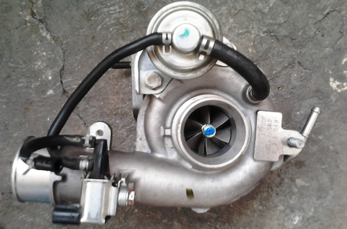 turbocargador mazda cx7
