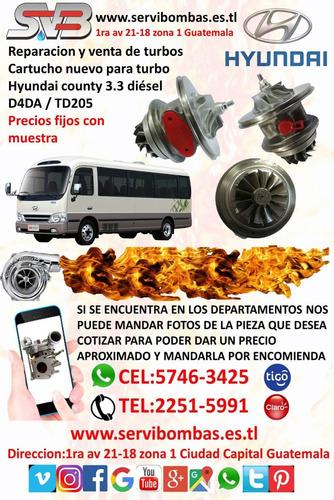 turbos diesel para camiones  hino fb j08 gt3576d