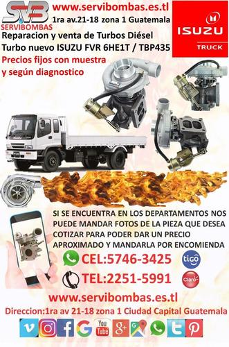 turbos isuzu rodeo 2.8 td diesel 4jb1t guatemala