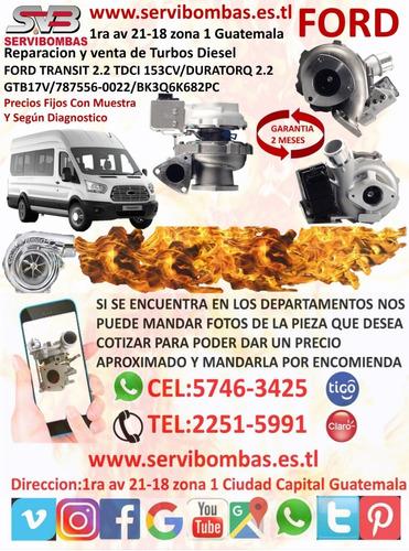 turbos nuevo ford ranger xlt 3.2 gtb22v guatemala