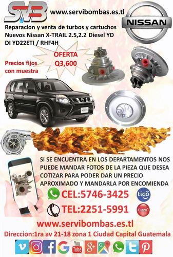 turbos para motores diesel en guatemala