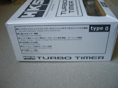 turbotimer hks turbo universal ndd