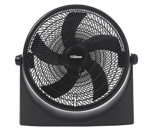 turboventilador liliana vtf18p 3 velocidades 18  75 watts