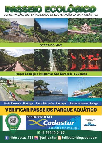 turismo, ecológico, trilha com cachoeira,praia, e excursões