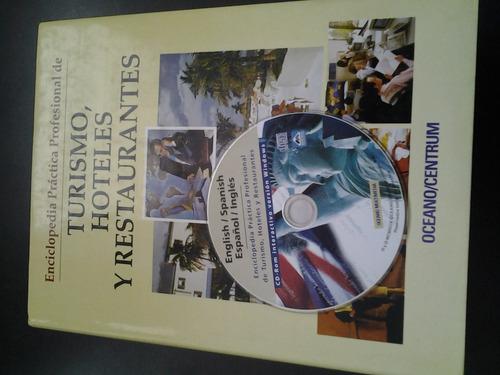 turismo, hoteles y restaurantes gran enciclopedia  cd océano