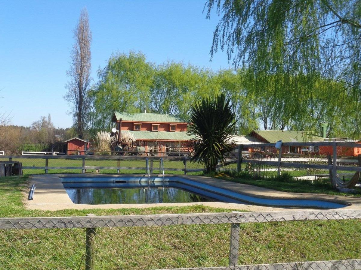 turismo rural cabañas museo granja educativa eventos piscina