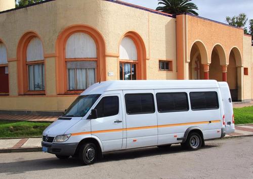 turismo , transporte nacional y internacional equip.totalmen