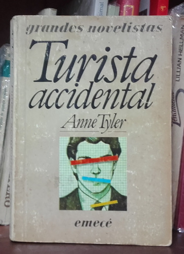 turista accidental   anne tyler