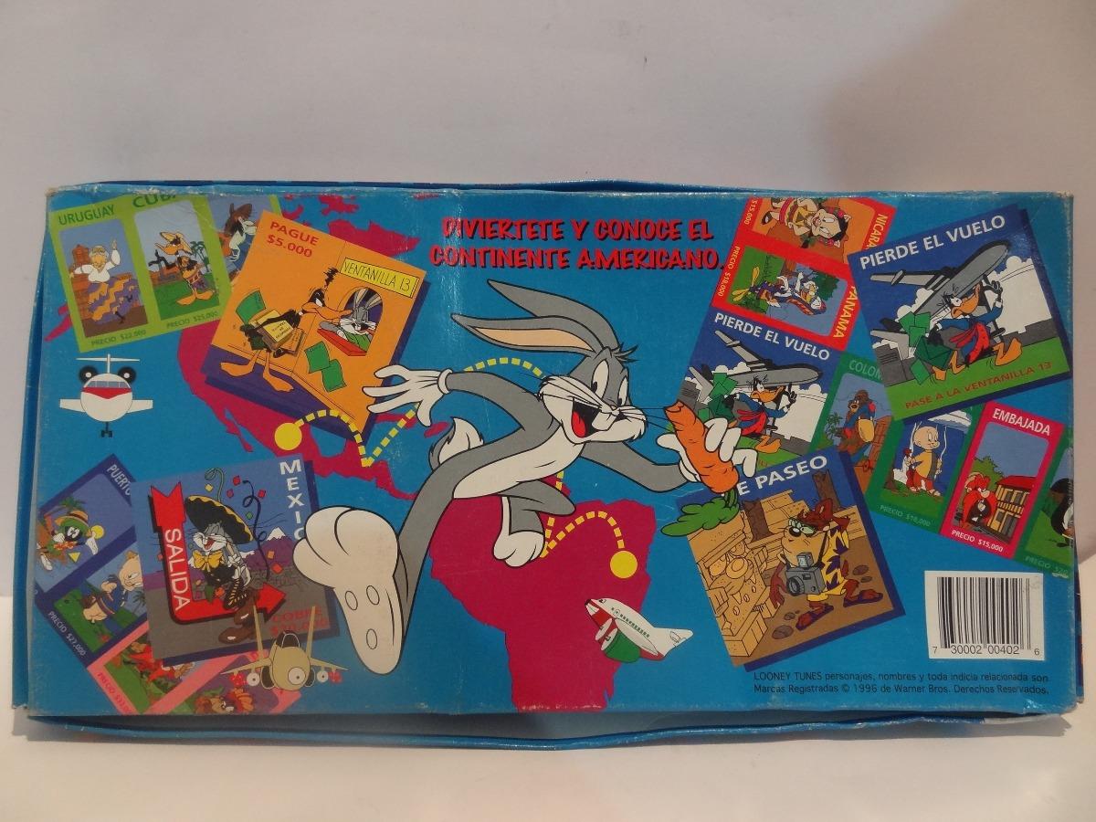 Turista Americano Looney Tunes 90 S Juego Mesa Fotorama 1 500 00