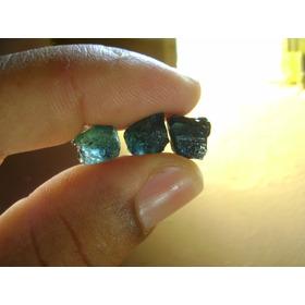 Turmalina Azul Esverdeada Pedra Preciosa Da Paraíba 3 Gramas
