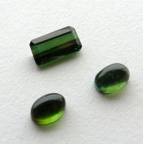 turmalina natural pedra preciosa preço de 3 gemas 3129