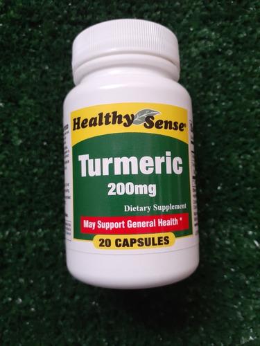 turmeric o cúrcuma de 200 mg