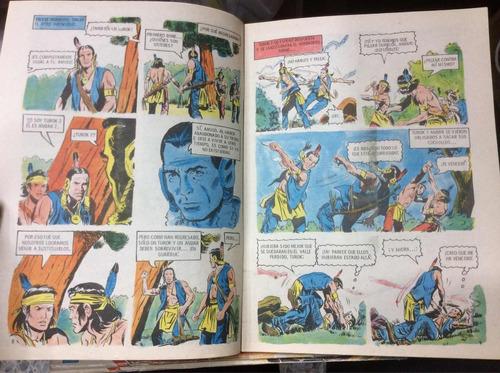 turok año vi no 102 cómic antiguo