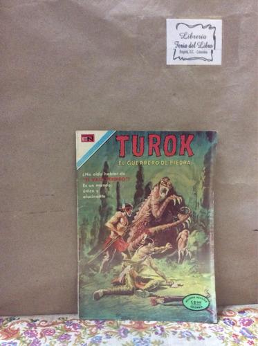 turok año vi no 106 cómic antiguo