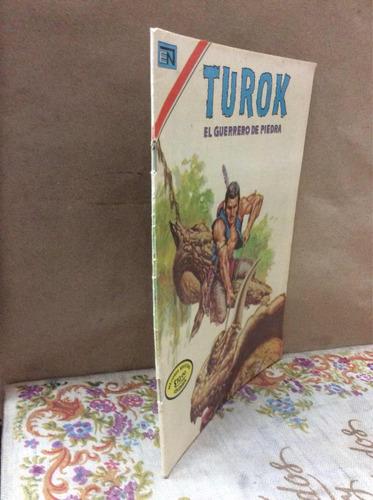 turok año vii 132/161 cómic antiguo