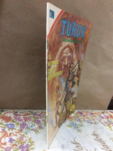 turok año vii no 123 - 153 cómic antiguo