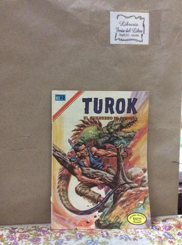 turok año vii no 126/156 cómic antiguo