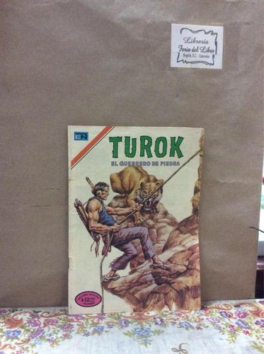 turok año vii no 133/163 cómic antiguo