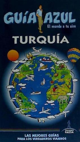 turqu¿a(libro viajes)