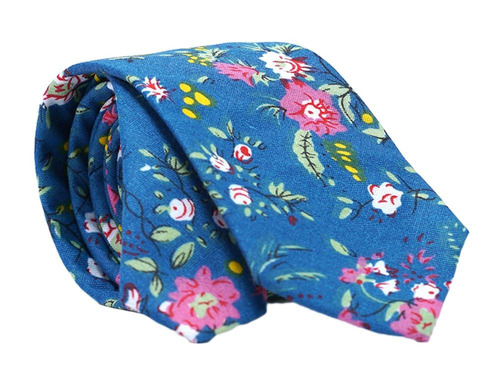 turquesa corbata