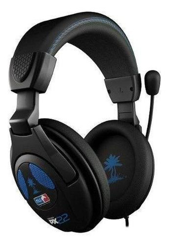 turtle beach px22 audifonos gamer headset - ps3 ps4 xbox